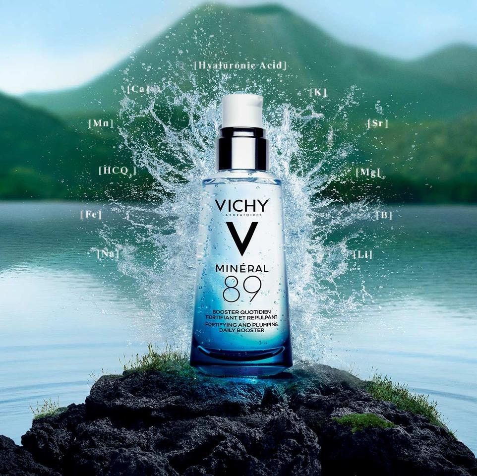 El agua volcánica de Vichy se destaca por concentrar 15 minerales esenciales cuyas propiedades beneficiosas para la salud se han respaldado a través de veinte estudios científicos.