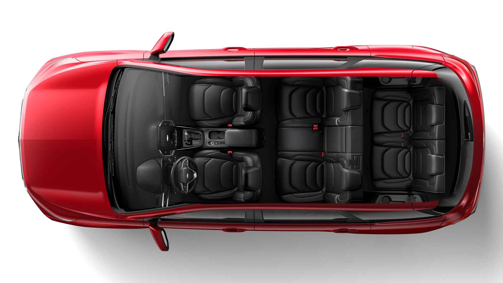 La nueva SUV compacta es impulsada por un motor turbo eficiente de 1.5L con 144hp de potencia y 250 Nm de torque.