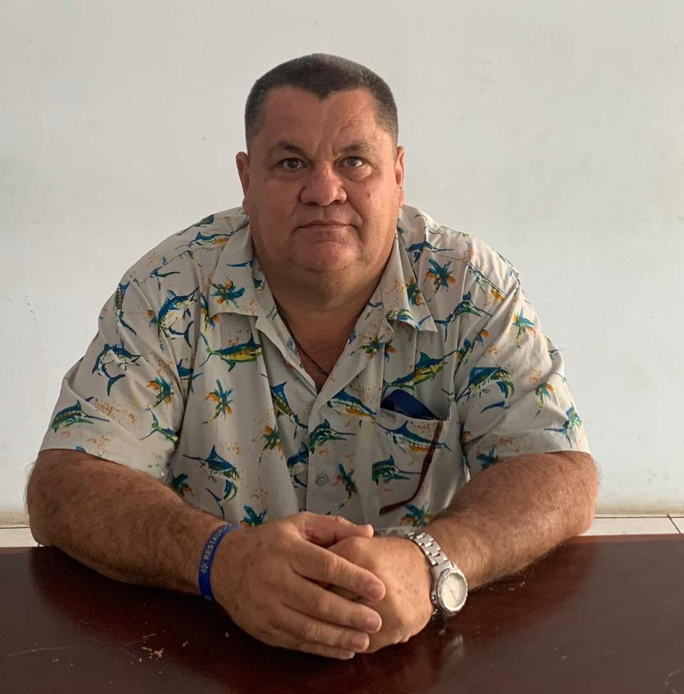 Mauricio González, Director Ejecutivo del Sector Pesquero Natural.