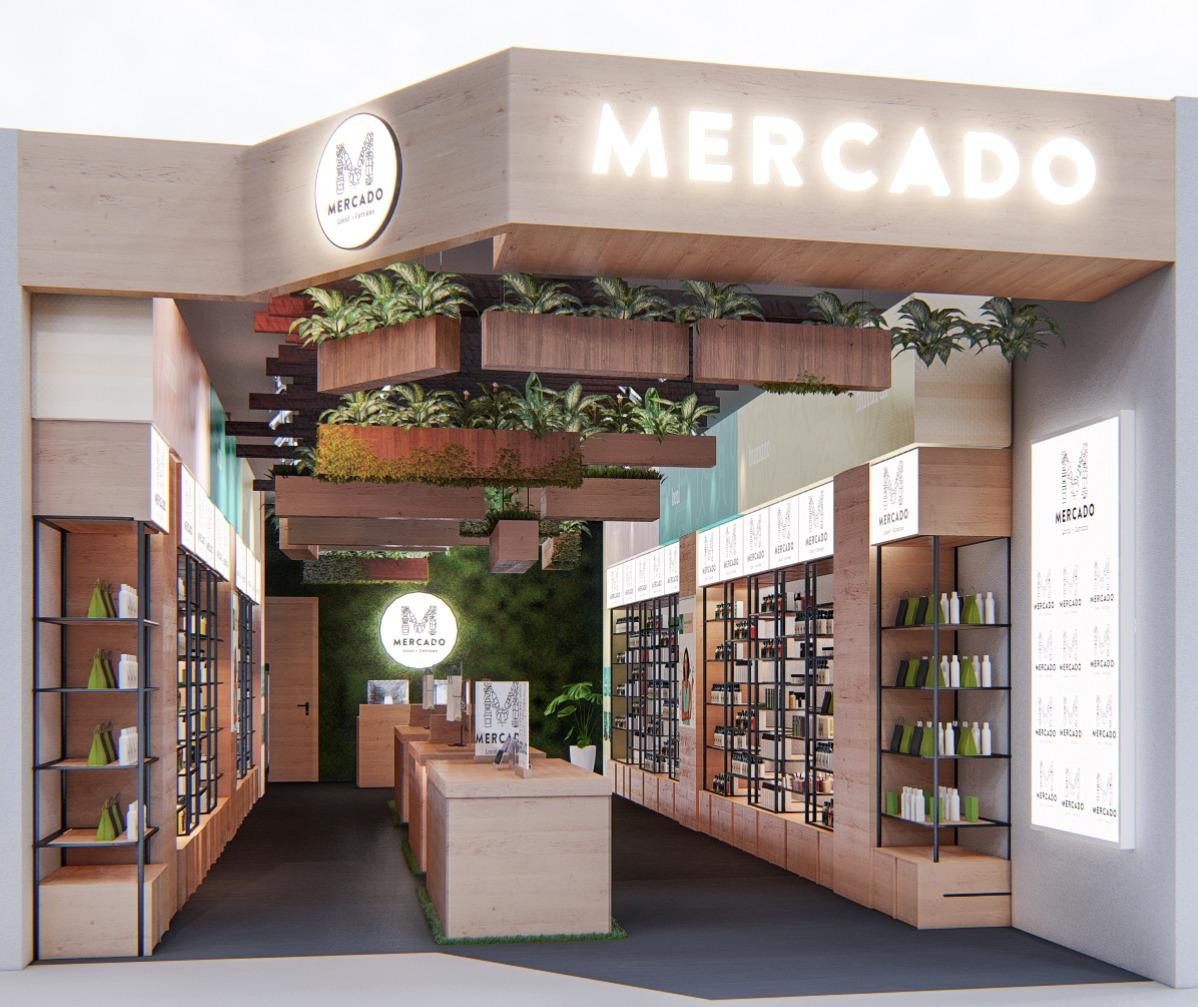 Las marcas que distribuye Mercado 83 fueron minuciosamente seleccionadas, los creadores de este concepto probaron cada producto y analizaron su entorno, incluso se toma en cuenta el impacto social y ambiental.