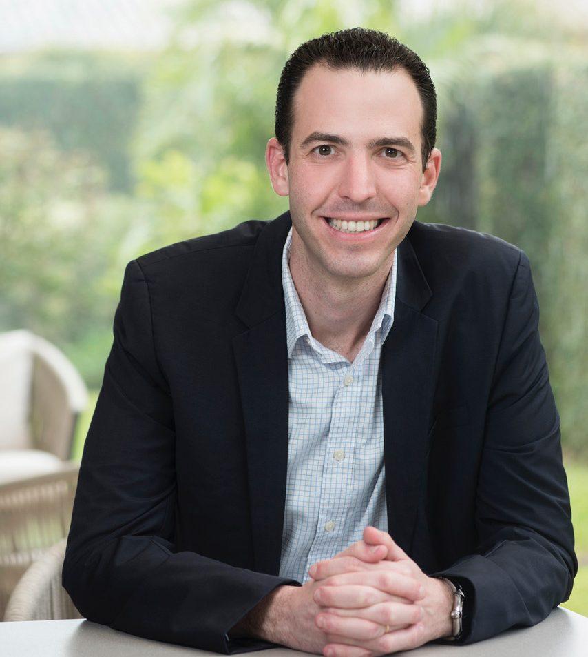 Alan Vainrub, CEO de PHD Centroamérica, una de las firmas de Grupo Garnier premiadas en el Festival of Media Global.