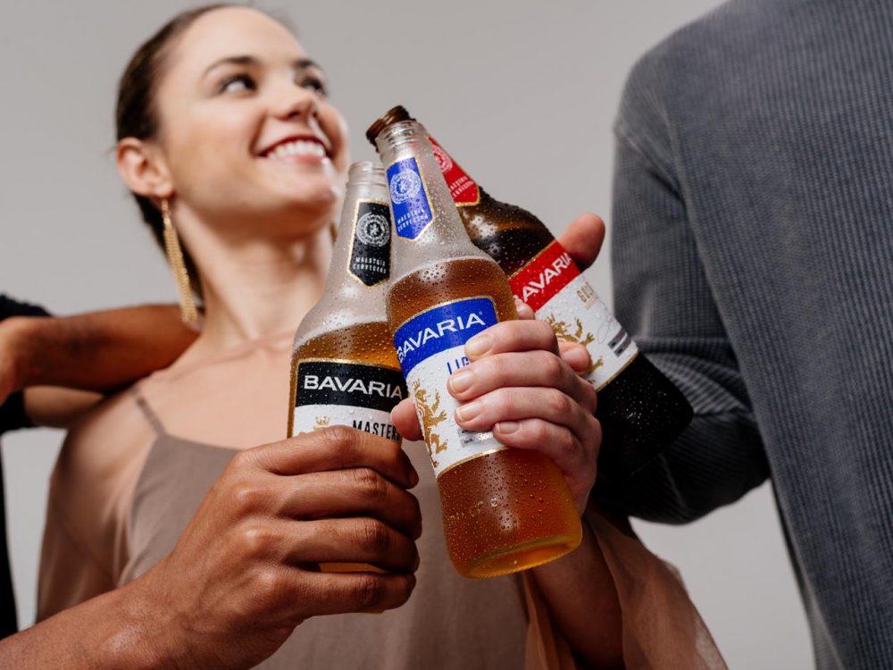 La nueva presentación de las icónicas Bavaria Gold, Bavaria Masters y Bavaria Light captura la maestría y actualidad de la cerveza premium de Costa Rica.