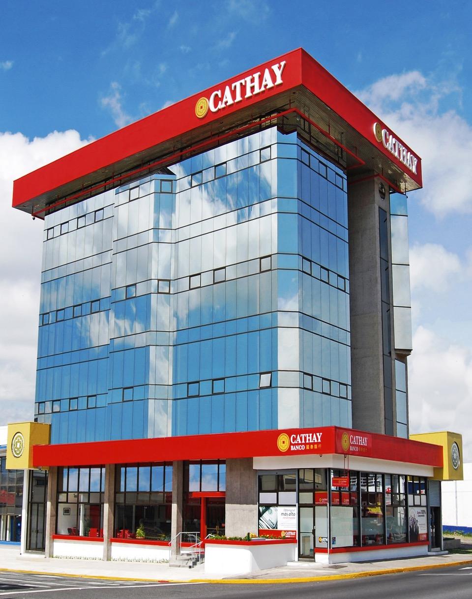 Cathay es banco afiliado a Factor Chain International para tener una mayor capacidad de apoyo al exportador.