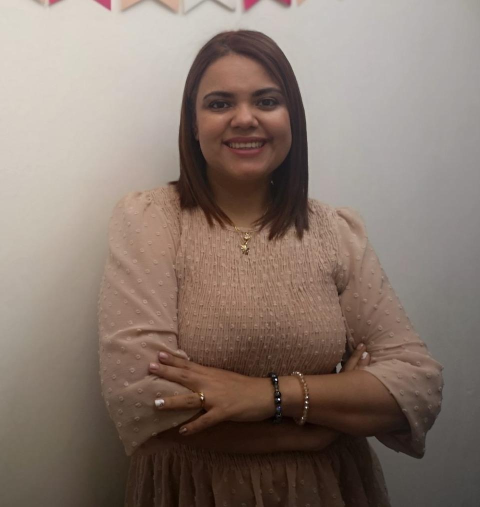 Dra. Andrea Chavarría del Área de Salud de Pavas, administrada por COOPESALUD R.L.