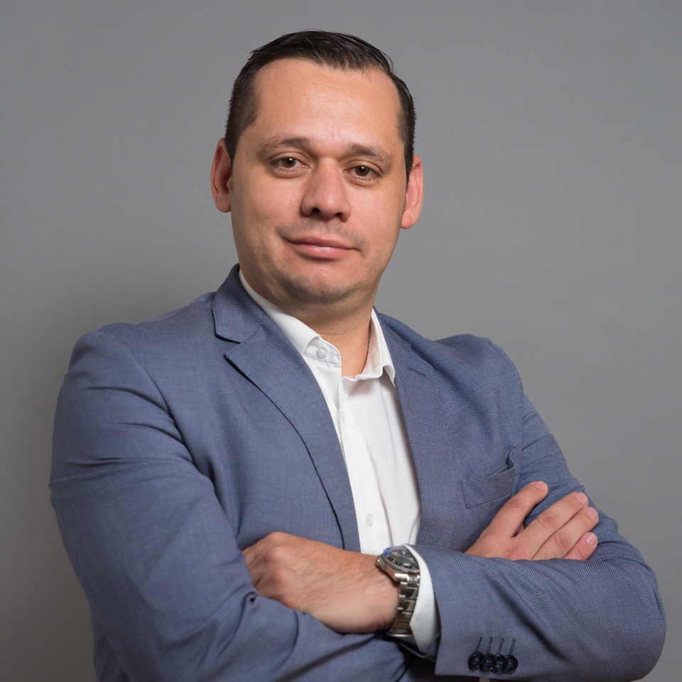 Alberto Porras, socio director de GCF Consultores.
